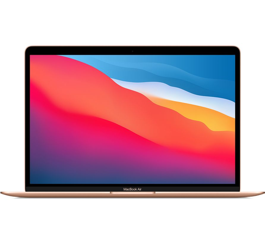 Media asset in full size related to 3dfxzone.it news item entitled as follows: Nei MacBook Air di nuova generazione ritornano MagSafe e lo slot per SD | Image Name: news31591_Apple-MacBook-Air-2020-M1_1.jpg