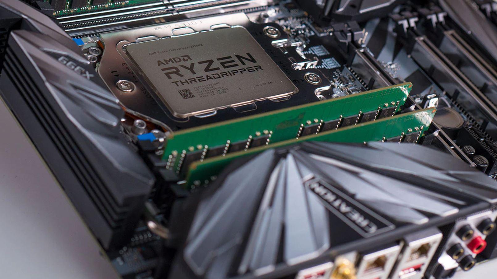 Media asset in full size related to 3dfxzone.it news item entitled as follows: AMD non dovrebbe cambiare partner per la produzione dei chip a 3nm e a 5nm   Image Name: news31648_AMD-CPU_1.jpg