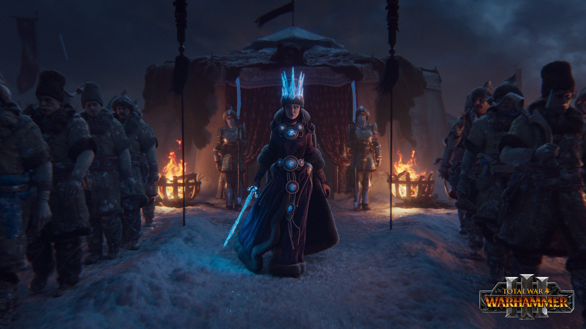 Media asset in full size related to 3dfxzone.it news item entitled as follows: Creative Assembly e Sega annunciano Total War: Warhammer III con un trailer | Image Name: news31659_Total-War-WARHAMMER-III_1.jpg