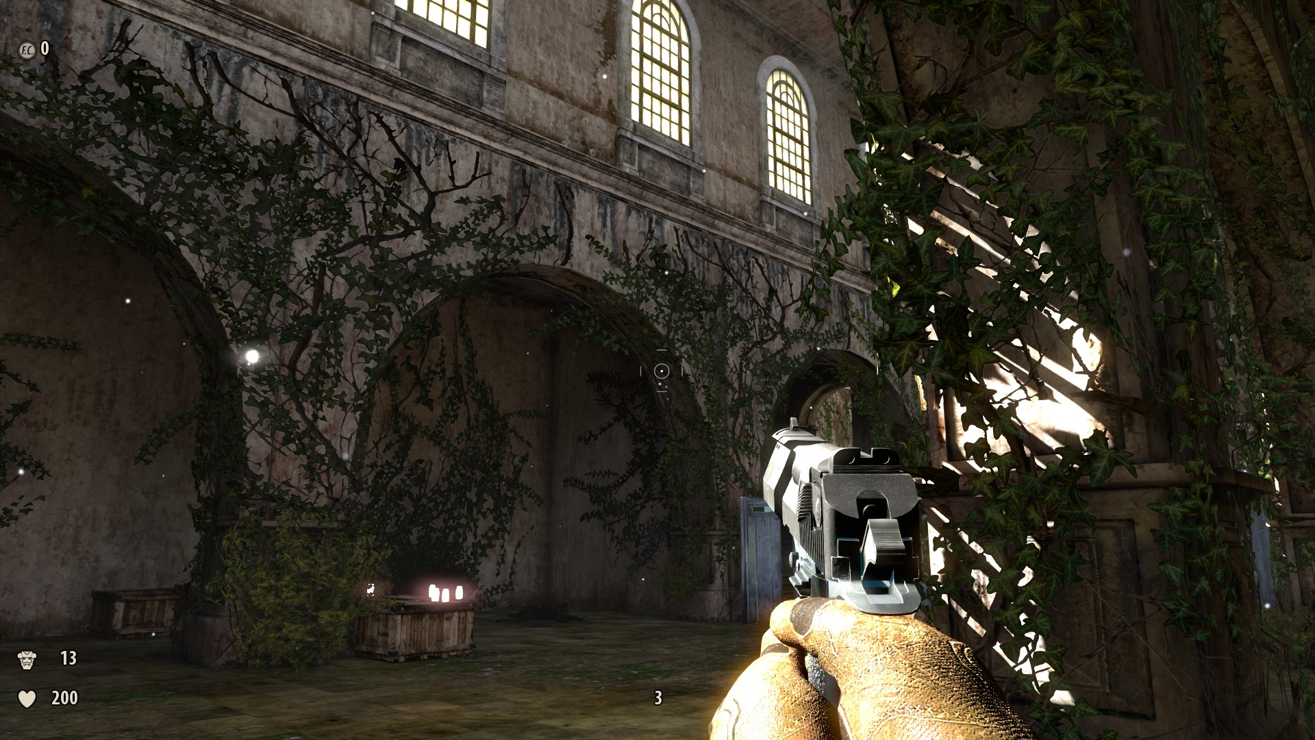 Media asset in full size related to 3dfxzone.it news item entitled as follows: YouTube Gaming   Serious Sam 3: BFE   Gameplay footage with maxed-out graphics   Image Name: news31800_Serious-Sam-3-BFE-Serious-Engine-Screenshot_1.jpg
