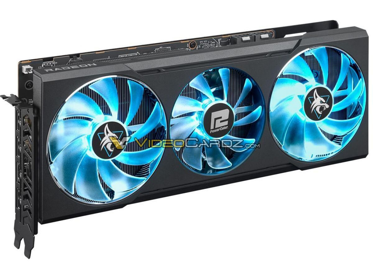 Media asset in full size related to 3dfxzone.it news item entitled as follows: Foto della video card Radeon RX 6700 XT Hellhound di PowerColor   Image Name: news31810_31810-Radeon-RX-6700-XT-Hellhound_1.jpg
