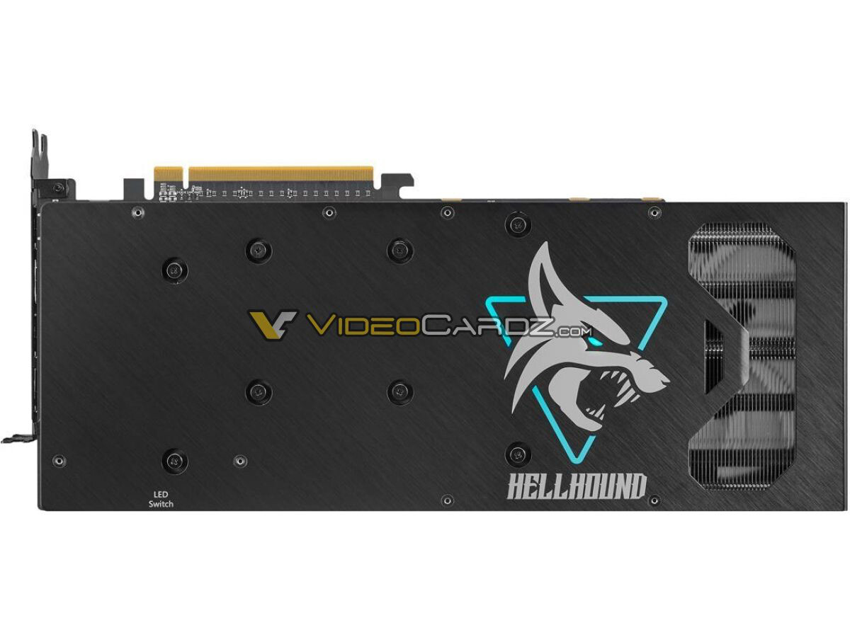 Media asset in full size related to 3dfxzone.it news item entitled as follows: Foto della video card Radeon RX 6700 XT Hellhound di PowerColor | Image Name: news31810_31810-Radeon-RX-6700-XT-Hellhound_2.jpg