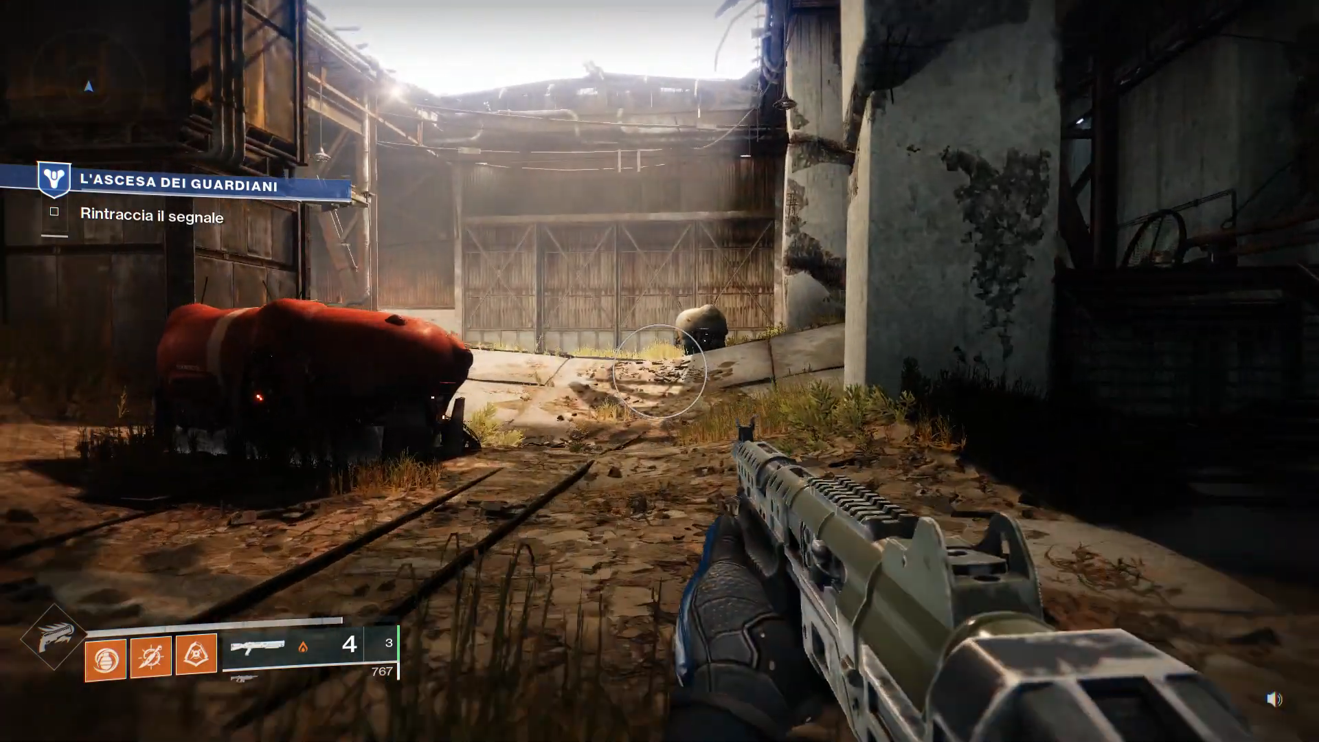 Media asset in full size related to 3dfxzone.it news item entitled as follows: YouTube Gaming | Gameplay | Destiny 2 with high graphics settings | Image Name: news32059_Destiny-2-Screenshots_2.png