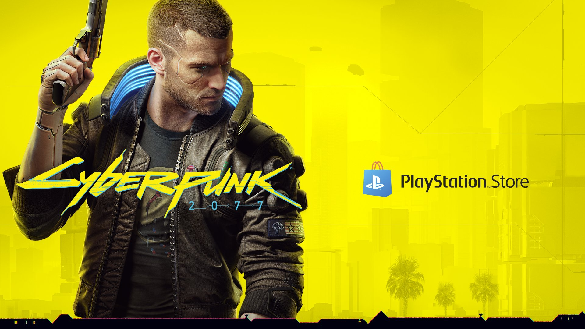 Media asset in full size related to 3dfxzone.it news item entitled as follows: CD Projekt Red annuncia il ritorno di Cyberpunk 2077 nel PlayStation Store   Image Name: news32191_Cyberpunk-2077-PlayStation-Store_1.jpg