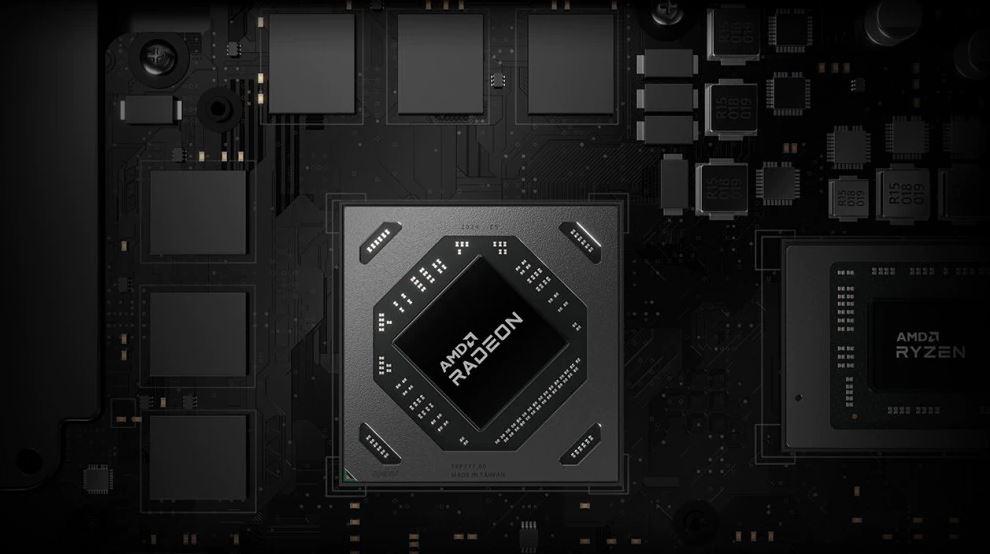 Media asset in full size related to 3dfxzone.it news item entitled as follows: AMD rilascia Radeon Software Adrenalin 21.6.1 - Radeon RX 6800M & FSR Ready   Image Name: news32192_AMD-Radeon-RX-6800M_1.jpg