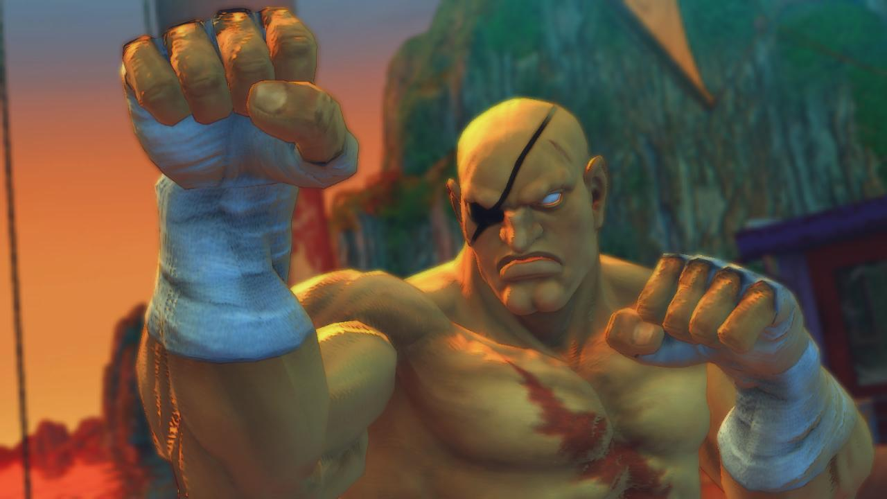 Media asset in full size related to 3dfxzone.it news item entitled as follows: Capcom pubblica nuovi screenshots del game Street Fighter IV   Image Name: news7441_5.jpg