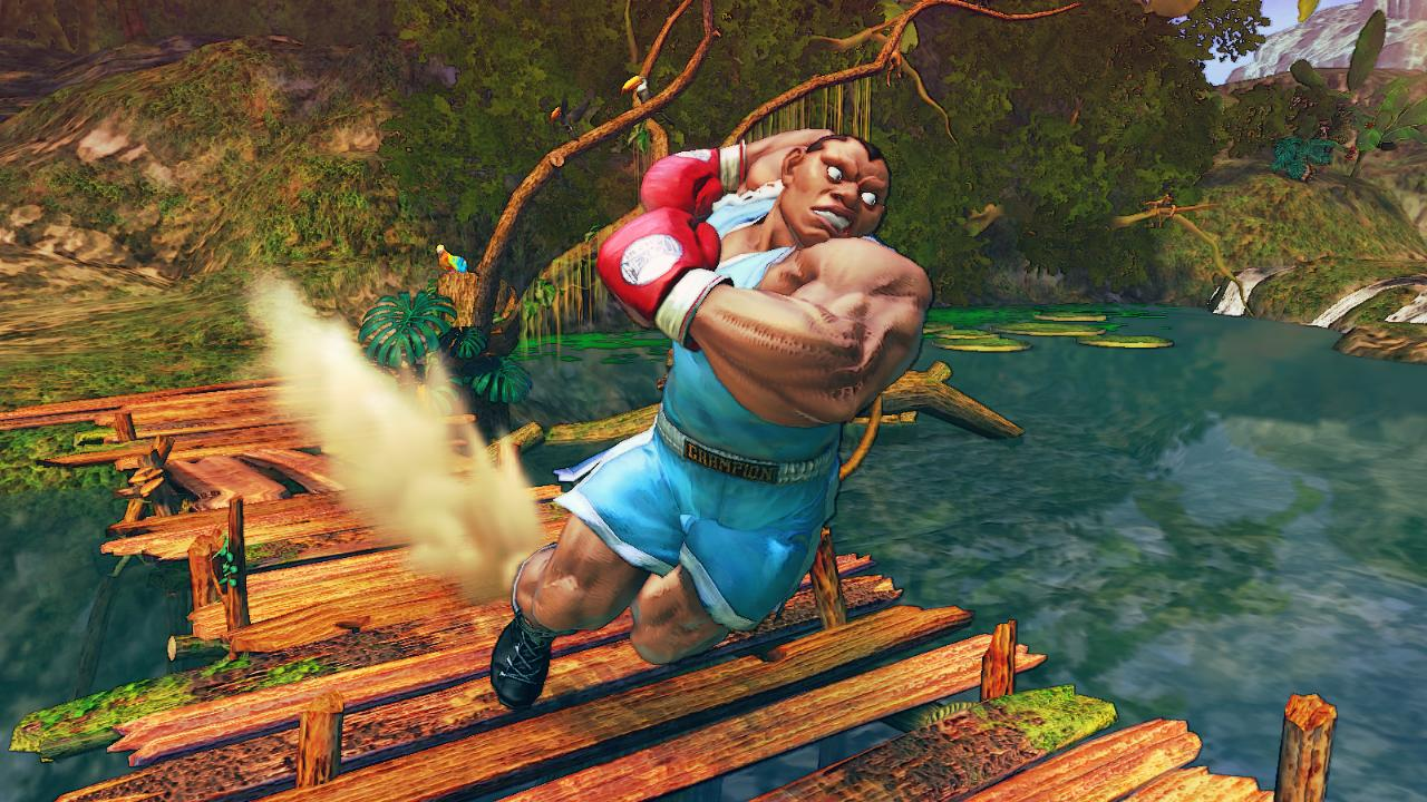 Media asset in full size related to 3dfxzone.it news item entitled as follows: Capcom pubblica nuovi screenshots del game Street Fighter IV   Image Name: news7441_6.jpg