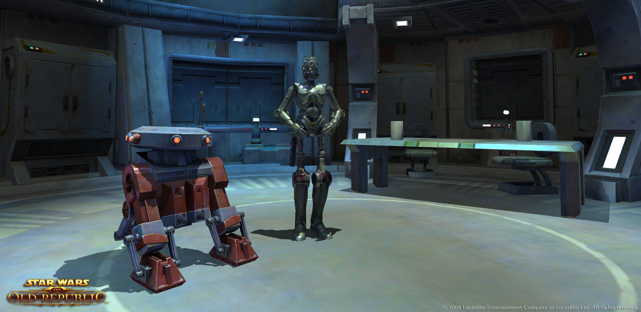 Media asset in full size related to 3dfxzone.it news item entitled as follows: Da LucasArts nuovi screenshot di Star Wars: The Old Republic | Image Name: news9291_3.jpg
