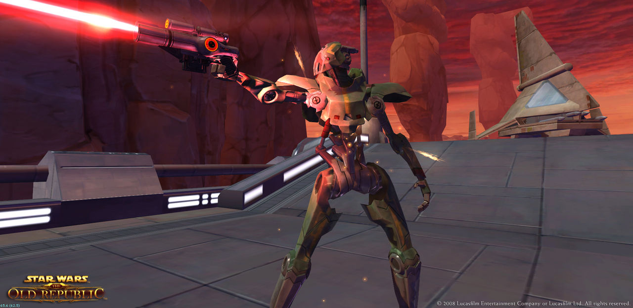 Media asset in full size related to 3dfxzone.it news item entitled as follows: Da LucasArts nuovi screenshot di Star Wars: The Old Republic | Image Name: news9291_4.jpg